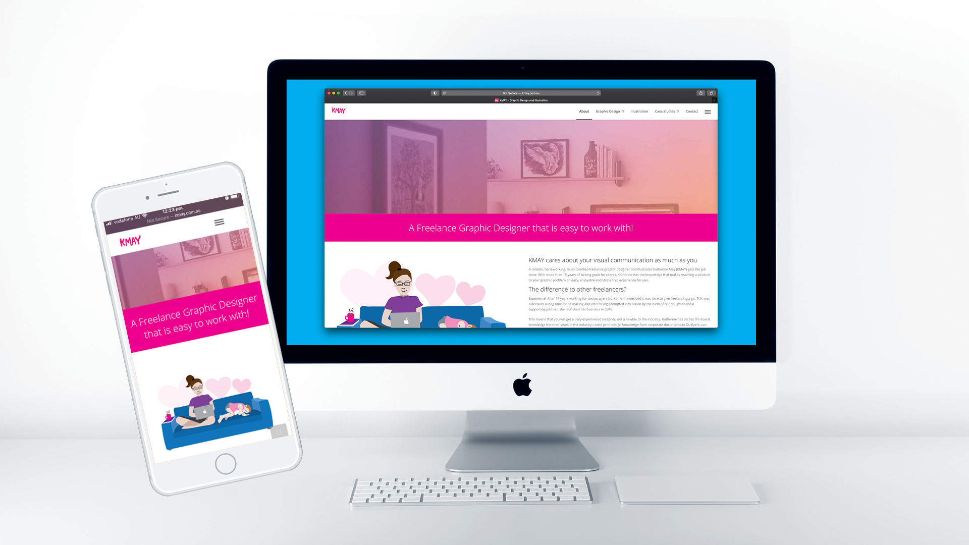KMAY website