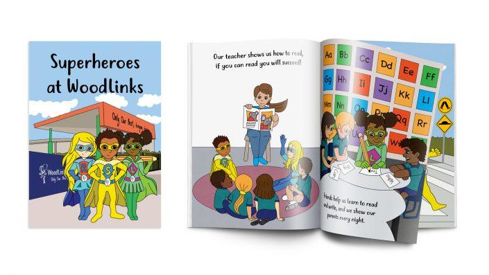 Woodlinks State School Prep Book